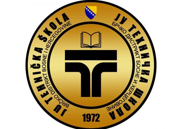 JU Tehnička škola- logo